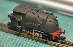Great Bear Nn3 Loco