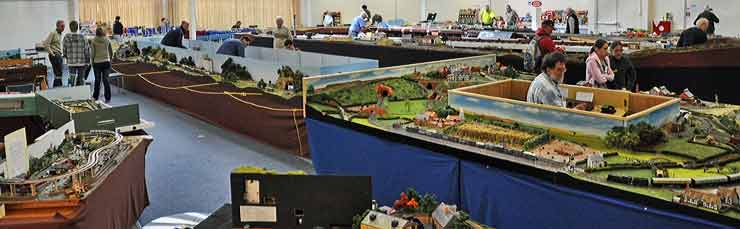 Hamilton NZ Model Railway Exhibition