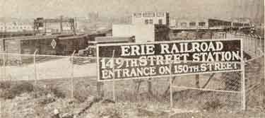 Erie Harlem Yard