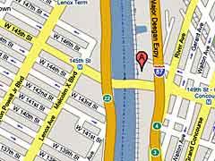 Erie Harlem Yard Map