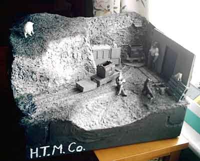 Hayfinch Mine Tramway