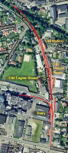 Hostelbro Industrial Railway