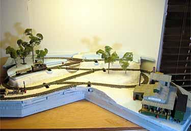 Dutch Canal Layout