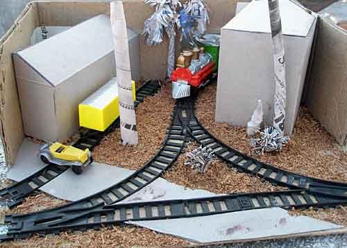 Indian Paper Railway