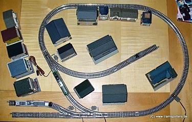 German tram
