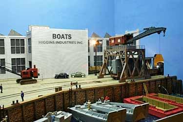 Higgins Boats