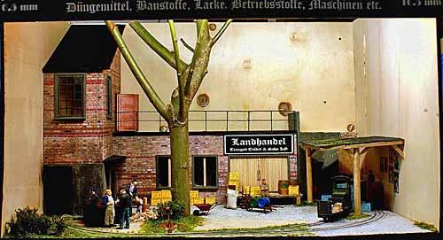 Landhandel layout