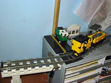 Lego Micro Layout