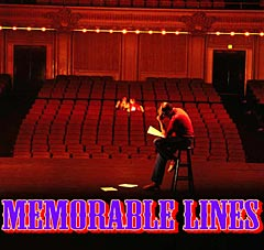 Memorable LInes