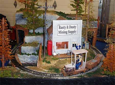 Rusty Mining Co.