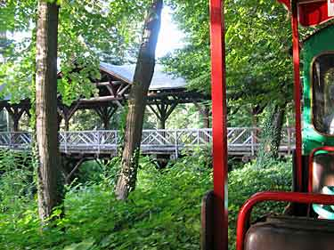 Lyon Parc Railway