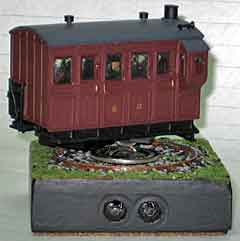 Mackay European Tramway