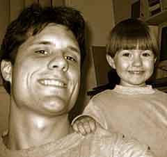 Matt and daughter Grace
