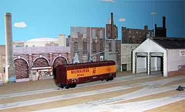 Milwaukee Road CU