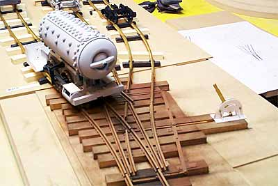 30mm scale trains