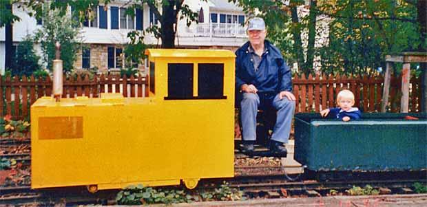 Murphy's RR diesel