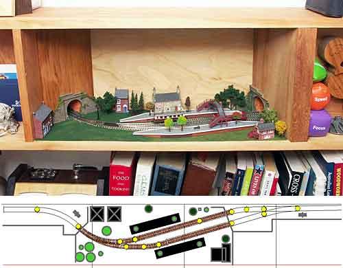 Newbury N layout