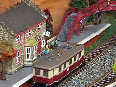 Newbury N layout