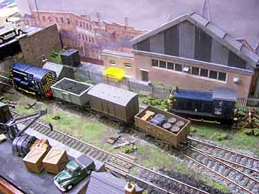 New Houghton Lane Yard