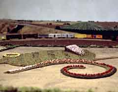 Terrain sculpture