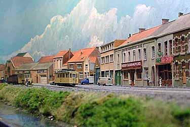Ninove - Belgian Tram Terminal
