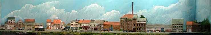 Ninove panorama