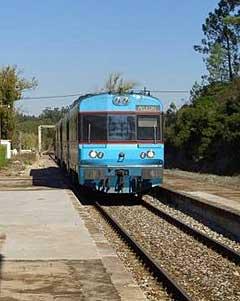 Obidos Station