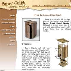 Paper Creek Models