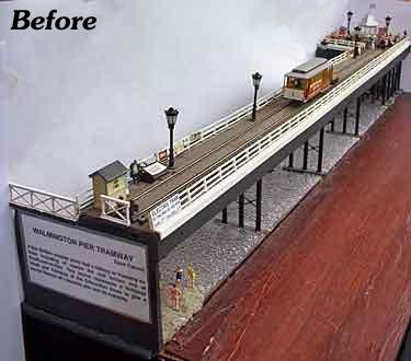 Original Walmington Pier