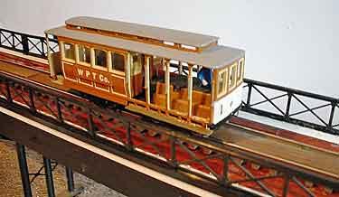 Walmington Pier Tram