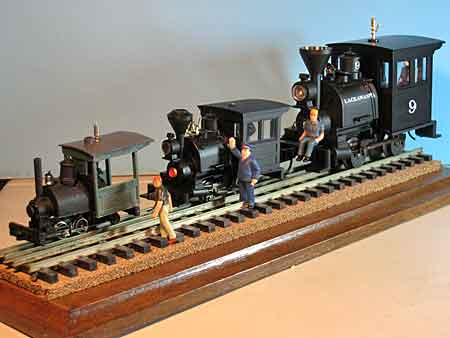 Treble gauge Porters
