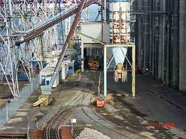CLD-Pacific grain elevator
