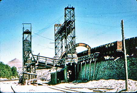 Salida Barrel Transfer