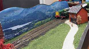 lineside photo A