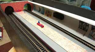 The subway (tube)  station