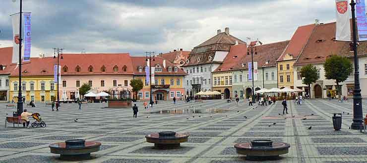 Sibiu Grand Square/Market