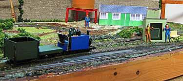 Smeton Hall Railway