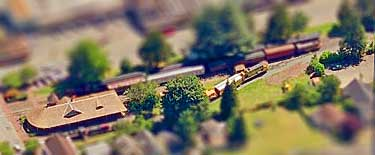 Northwest Railroad Museum
