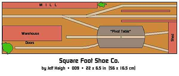 Square Foot Shoe Co.