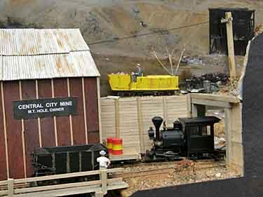 Central City Mine