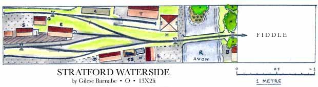 Stratford Waterside Plan