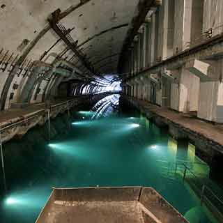 Submarine Base RR