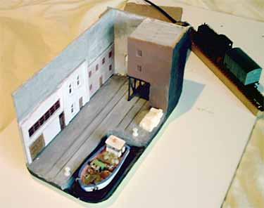 Teatray layout