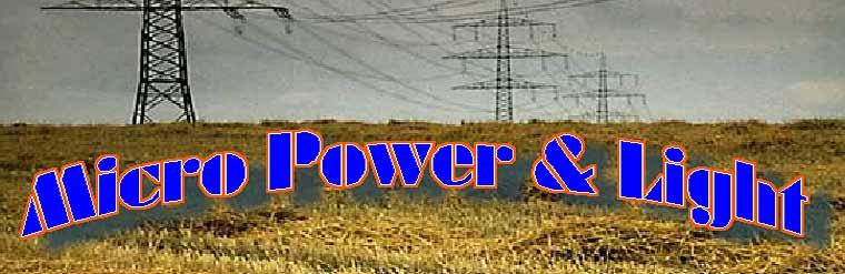 MICRO POWER & LIGHT