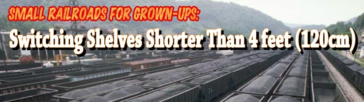 Railroading for Grown-Ups