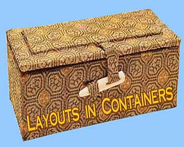 Layouts in Containers