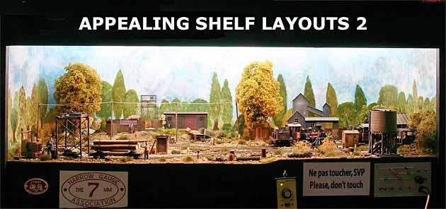 Appealing Shelf Layouts 2