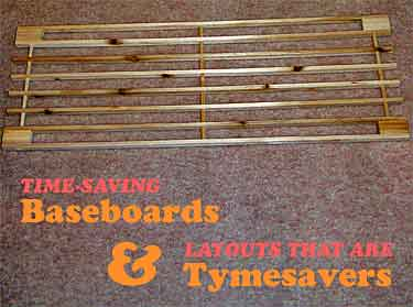Baseboards and Tymesavers