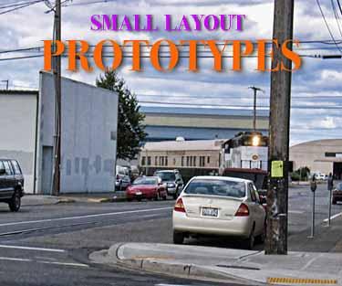 Small Layout Prototypes