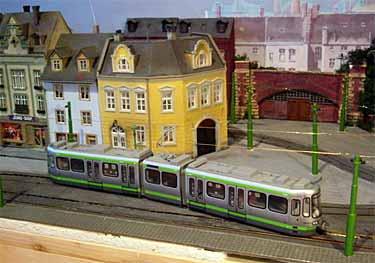 Tramspotter, module 1